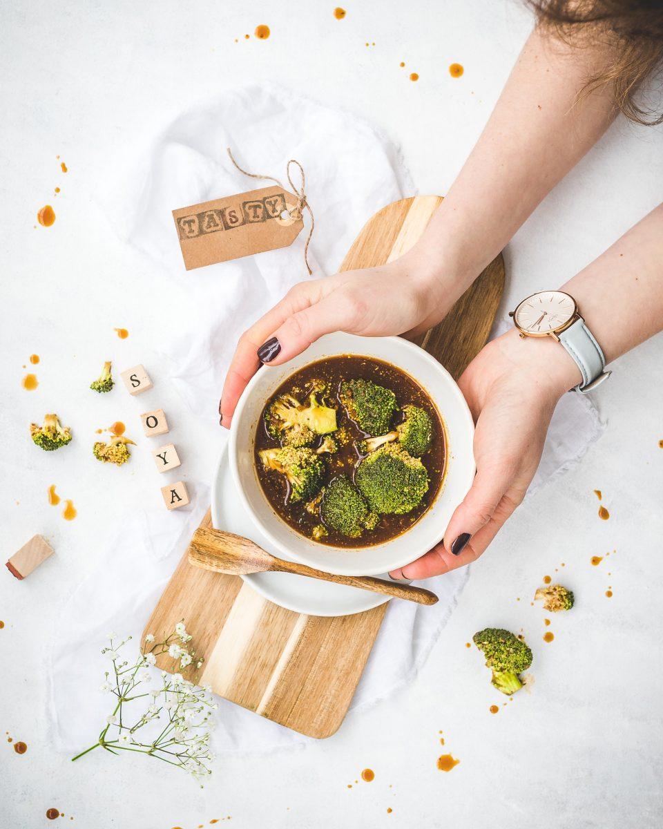 Marynowany brokuł/kalafior